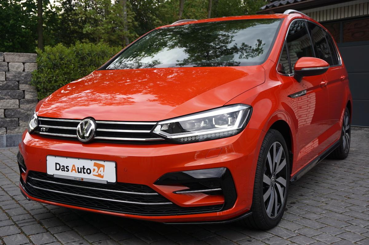VW Touran 1.4 TSI DSG Highline R-LINE
